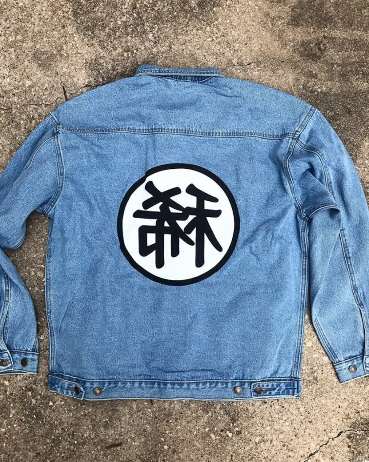 Very Rare Kanjj Denim Jacket