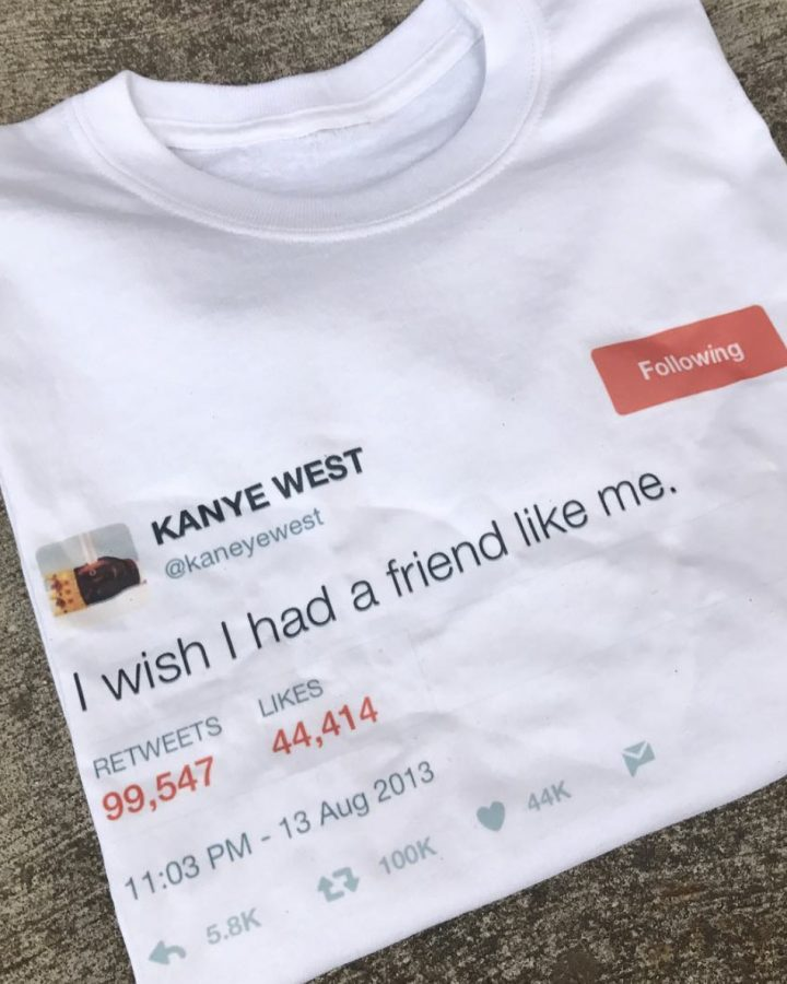 Friend Tweet Tee