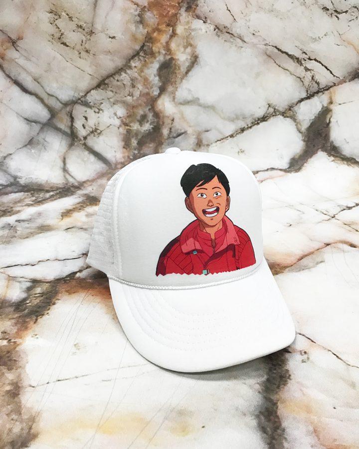 Trucker Hat Akira